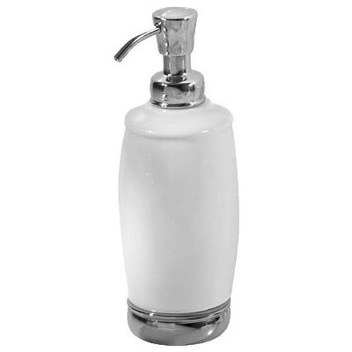 wh chr tall soap pump
