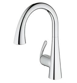 Ladylux Touch Electronic Single handle With Pull-out Dual Sp