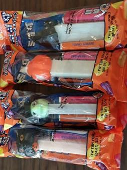 Lot Of 4 Pez Candy Dispensers Brand New Sealed Packages,with