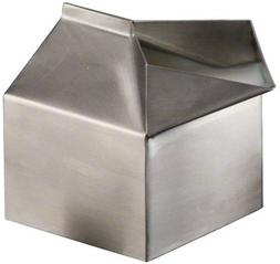 American Metalcraft MCC300 Stainless Steel Milk Carton Cream