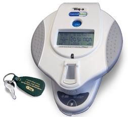 E-Pill MD2 MedSmart Epill Automatic Electronic Pill Reminder