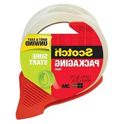 MMM3450SRD - Packing Tape, 1-7/8x38.2 Yds., Clear