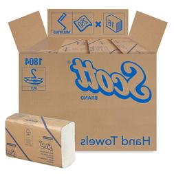 Scott Essential Multifold Paper Towels  with Fast-Drying Abs