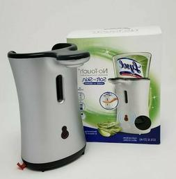 Lysol No Touch Automatic Hand Soap Dispenser Stainless look