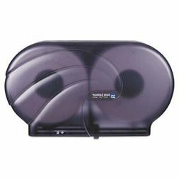 "Oceans Twin 9"" JBT Toilet Tissue Dispenser, 19 x 5 1/4 x 12,"