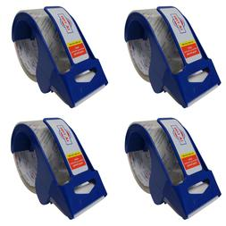Packing Tape with dispenser 1.88in x 50yd Shipping Moving Re
