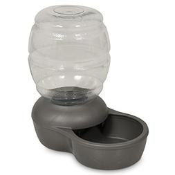 Petmate Replendish Gravity Waterer with Microban Cat and Dog