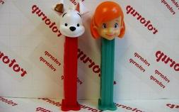 PEZ from Winnie the Pooh collection.  Darby and Buster PEZ d