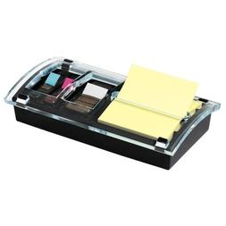 "3M Post-it Designer Combo Dispenser - 3"" x 3"", 1"" - Holds 10"