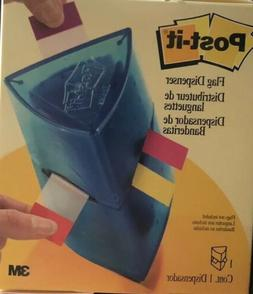 3M Post-it FLAG DISPENSERS 'Great Organizer' Holds All S