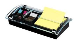 """Post-it® Pop-up Note and Flag Dispenser, 3""""x 3"""" Pop-up Styl"""