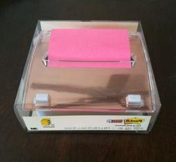 Post-it Pop-up Note Dispenser, Rose Gold 3x3