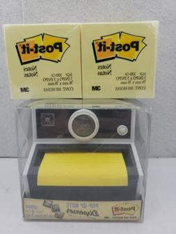 Post-it Pop-up Camera Note Dispenser for 3-by-3-Inch Notes C