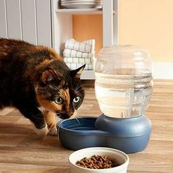 New Petmate Replenish Pet Waterer with Microban Dogs Water A