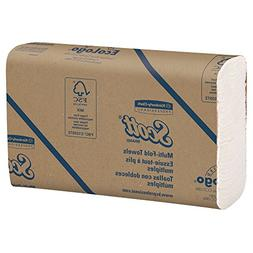 Scott Multifold Paper Towels  with Fast-Drying Absorbency Po