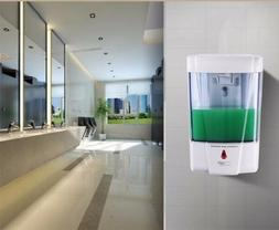 Soap Dispenser For WC Soap Pump For Kitchen Bathroom Accesso
