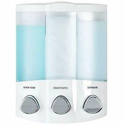 Soap Shampoo Dispenser Shower Wall Mounted Bathroom Conditio