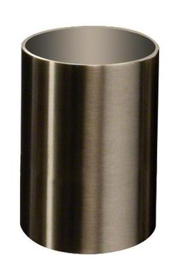 American Metalcraft SSPH2 Stainless Steel Cylinder Sugar Cub