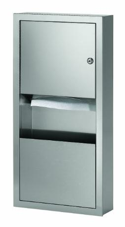 Bradley 2291-110000 Standard Stainless Steel Surface Mounted
