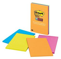 Post-it Super Sticky Ruled Note