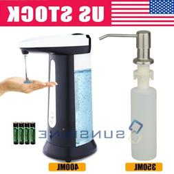 US Foaming Soap Automatic Dispenser Battery Operated Water-R