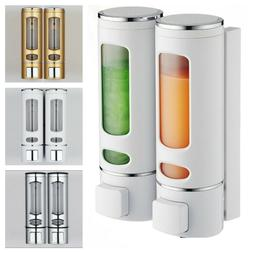 Wall Mount 400ml Bath Soap Shower Dispensers With 4 Colors W
