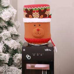 Water Dispenser Covers Household Merchandises Christmas Deco